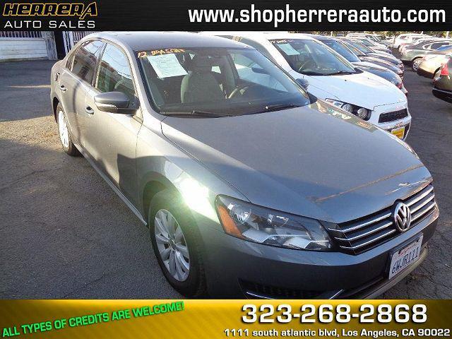 2012 Volkswagen Passat for sale near Los Angeles, CA