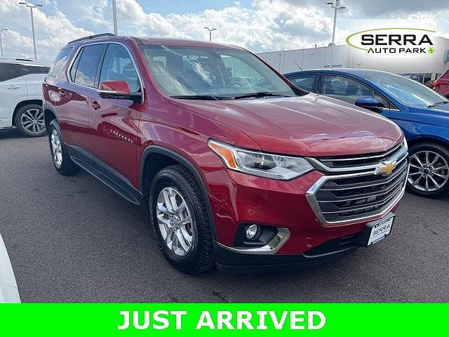 2019 Chevrolet Traverse LT Leather for sale in Akron, OH