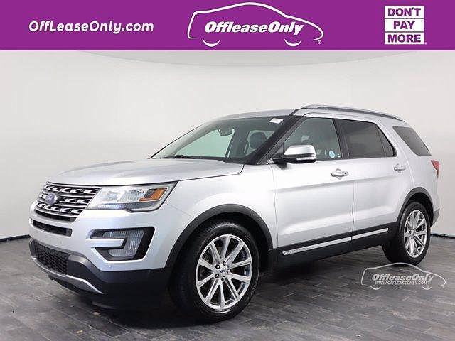 2017 Ford Explorer Limited for sale in Bradenton, FL