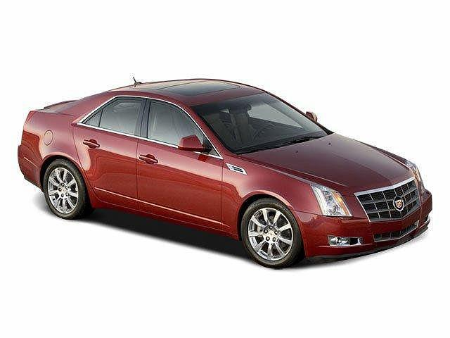 2008 Cadillac CTS AWD w/1SB for sale in Denver, CO