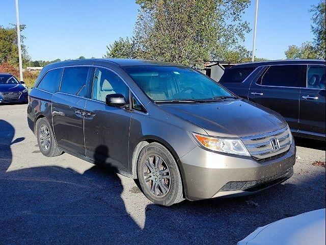 2012 Honda Odyssey EX for sale in Broken Arrow, OK