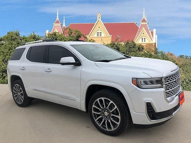 2021 GMC Acadia Denali for sale in San Marcos, TX