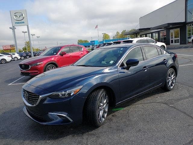2017 Mazda Mazda6 Grand Touring for sale in Indianapolis, IN