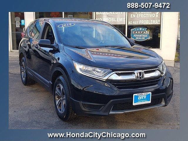 2018 Honda CR-V LX for sale in Chicago, IL
