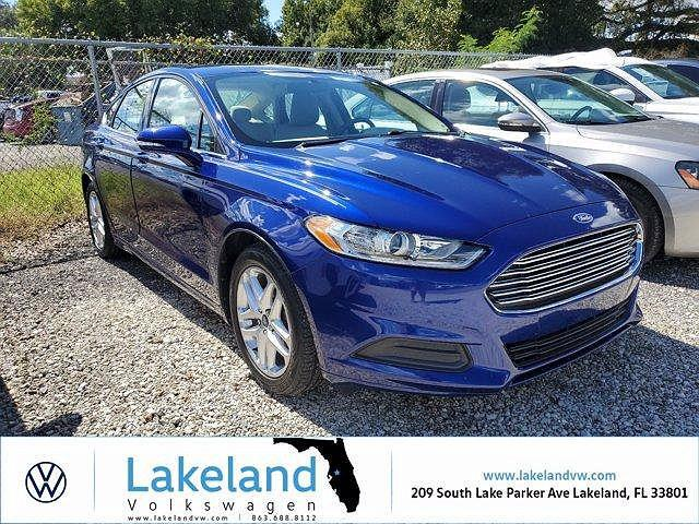 2013 Ford Fusion SE for sale in Lakeland, FL