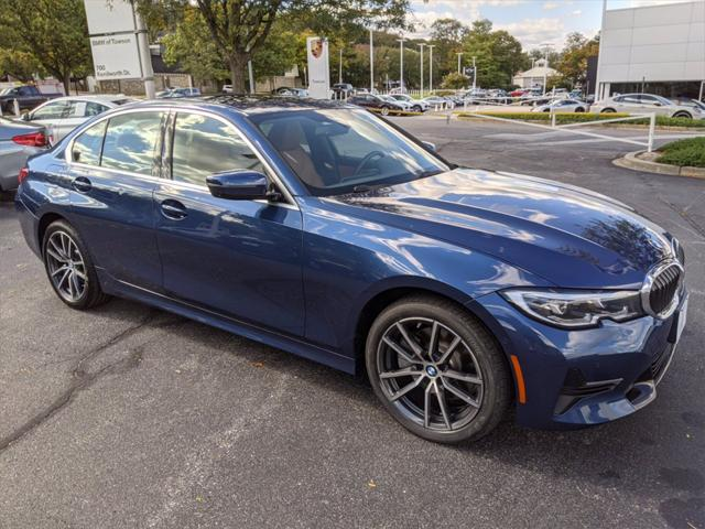 2021 BMW 3 Series 330i xDrive for sale in Towson, MD