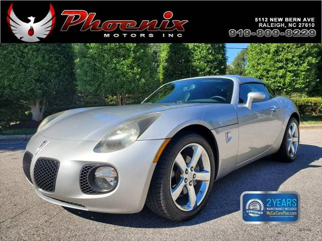 2009 Pontiac Solstice GXP for sale in Raleigh, NC
