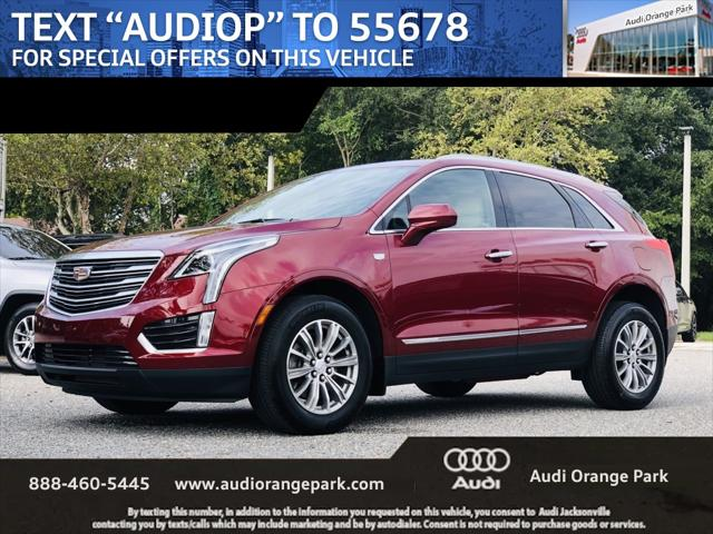 2017 Cadillac XT5 Luxury FWD for sale in Jacksonville, FL