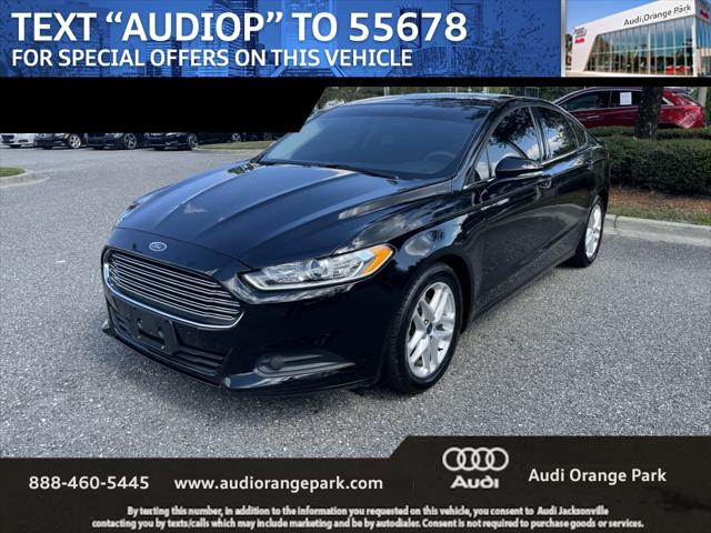 2016 Ford Fusion SE for sale in Jacksonville, FL