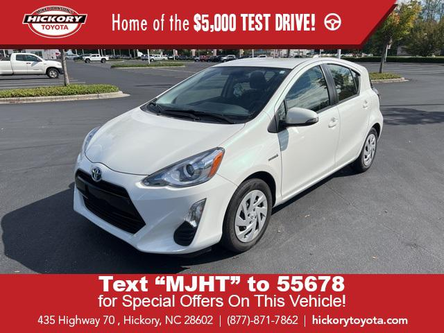 2016 Toyota Prius c Two for sale in Hickory, NC