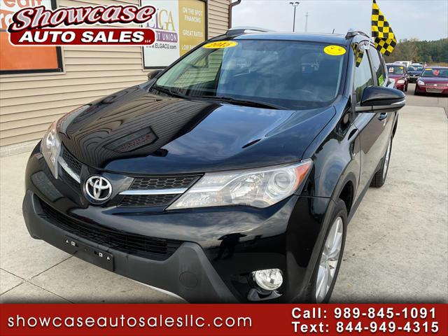 2015 Toyota RAV4 Limited for sale in Chesaning, MI
