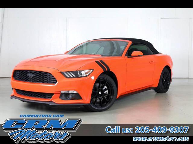 2016 Ford Mustang EcoBoost Premium for sale in Pelham, AL