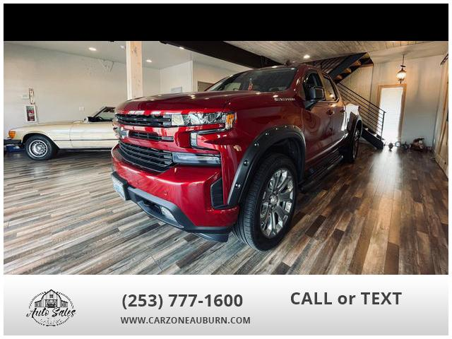 2019 Chevrolet Silverado 1500 RST for sale in North Auburn, WA