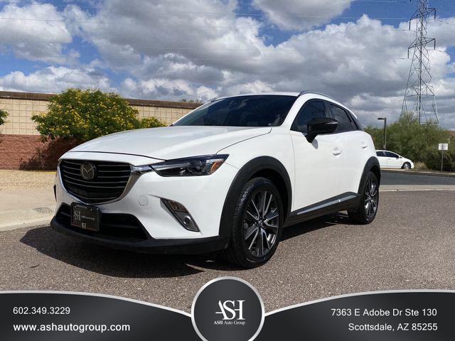 2017 Mazda CX-3 Grand Touring for sale in Scottsdale, AZ