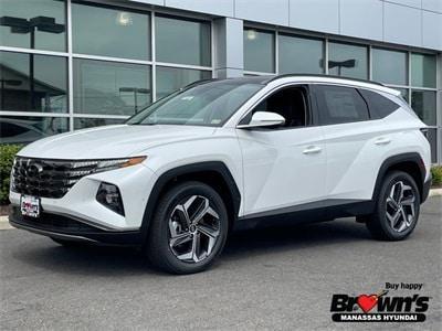2022 Hyundai Tucson Limited for sale in Manassas, VA