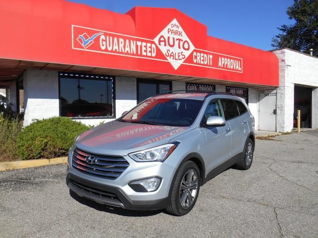 2015 Hyundai Santa Fe GLS for sale in Oak Park, MI