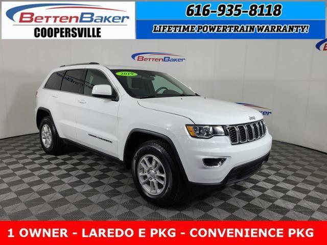 2019 Jeep Grand Cherokee Laredo E for sale in Coopersville, MI