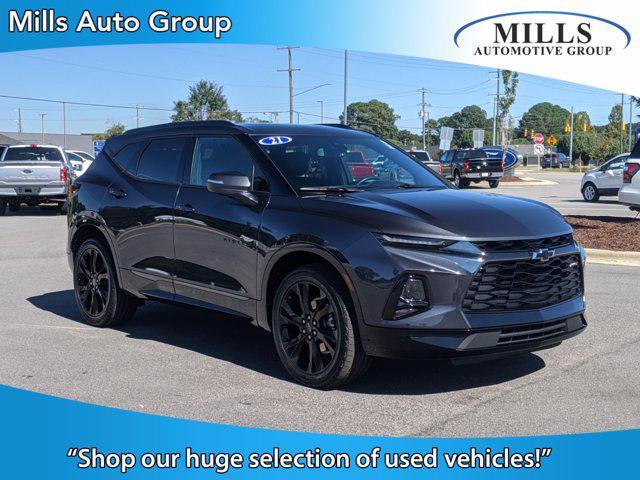 2021 Chevrolet Blazer RS for sale in Smithfield, NC