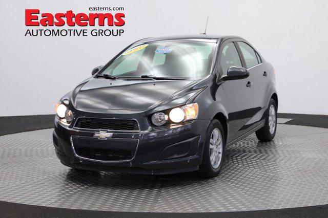 2015 Chevrolet Sonic LT for sale in Temple Hills, MD