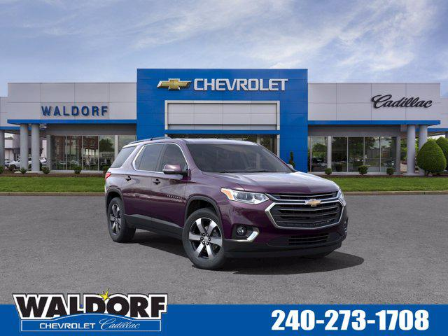 2021 Chevrolet Traverse LT Leather for sale in Waldorf, MD