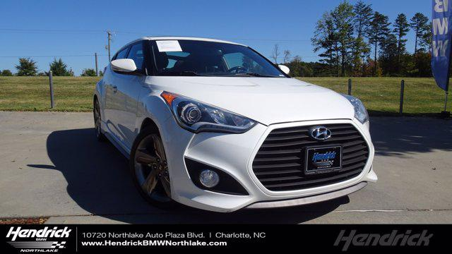 2014 Hyundai Veloster Turbo for sale in Charlotte, NC