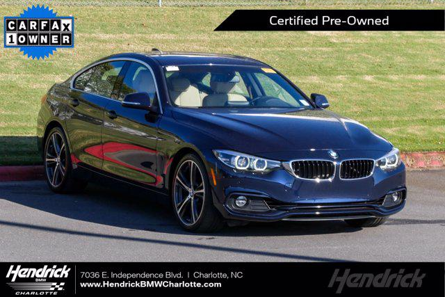 2018 BMW 4 Series 430i for sale in Charlotte, NC