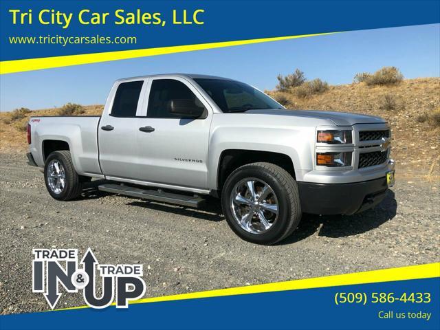 2014 Chevrolet Silverado 1500 Work Truck for sale in Kennewick, WA