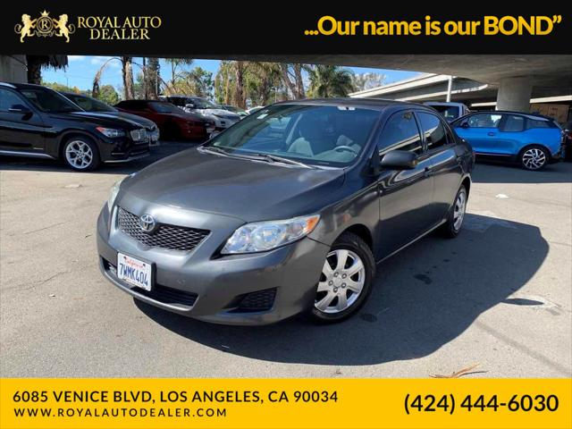 2009 Toyota Corolla Unknown for sale in Los Angeles, CA