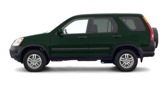 2002 Honda CR-V EX for sale in Jersey City, NJ