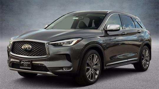 2021 INFINITI QX50 SENSORY for sale in Silver Spring, MD