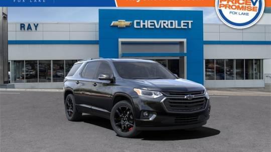 2021 Chevrolet Traverse Premier for sale in Fox Lake, IL