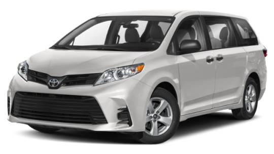 2020 Toyota Sienna LE for sale in Providence, RI