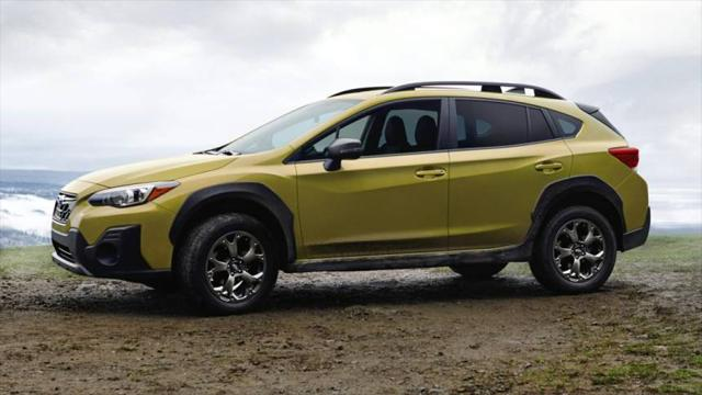 2021 Subaru Crosstrek Sport for sale in Manassas, VA