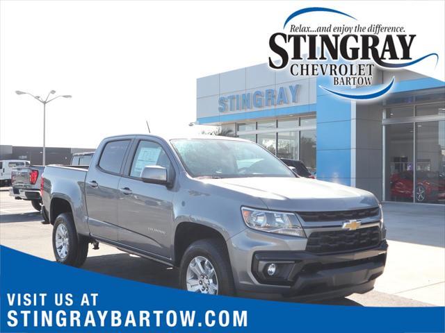 2022 Chevrolet Colorado 2WD LT for sale in Bartow, FL
