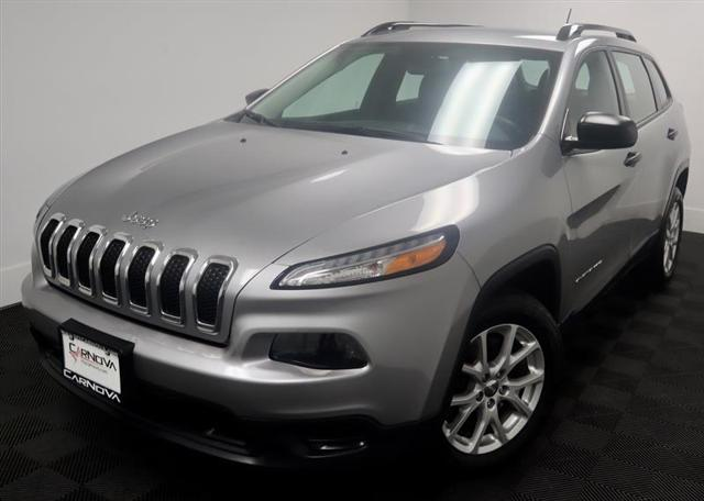 2015 Jeep Cherokee Sport for sale in Stafford, VA
