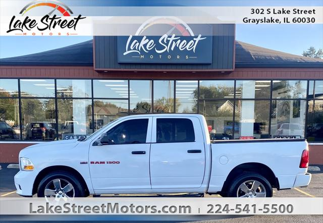 2012 Ram 1500 Express for sale in Grayslake, IL