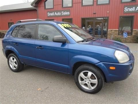 2007 Hyundai Tucson GLS for sale in Wysox, PA