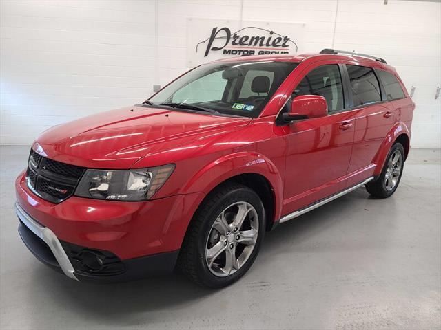 2016 Dodge Journey Crossroad Plus for sale in Spring City, PA