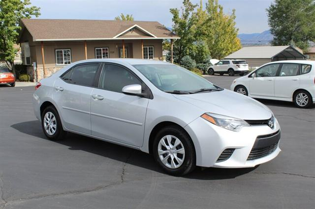 2014 Toyota Corolla L for sale in Payson, UT