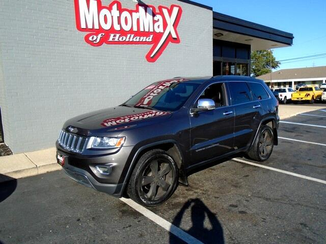 2014 Jeep Grand Cherokee Limited for sale in Holland, MI