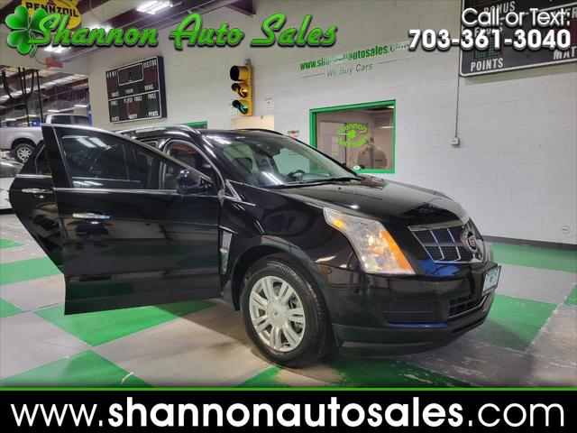 2012 Cadillac SRX Base for sale in Manassas, VA