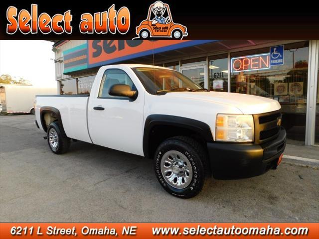 2009 Chevrolet Silverado 1500 Work Truck for sale in Omaha, NE