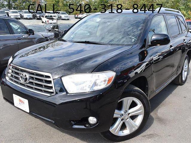 2008 Toyota Highlander Limited for sale in Stafford, VA
