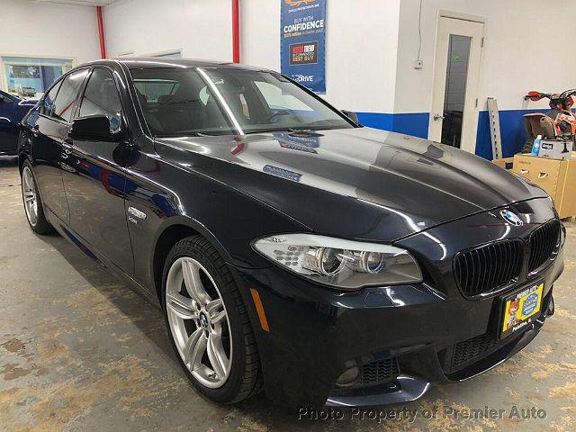 2011 BMW 5 Series 550i xDrive for sale in Palatine, IL