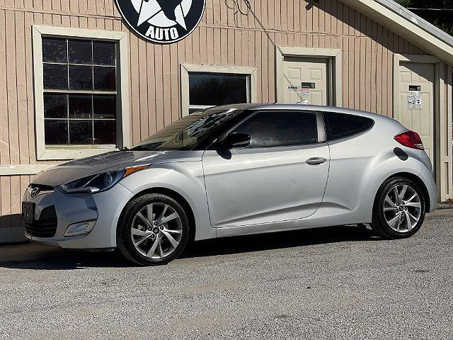 2017 Hyundai Veloster Dual Clutch for sale in Lewisville, TX