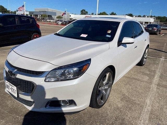 2015 Chevrolet Malibu LTZ for sale in Houston, TX