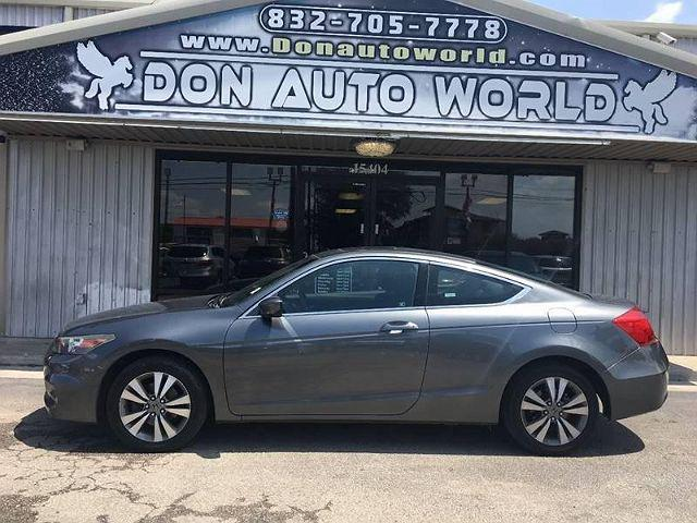 2012 Honda Accord Coupe EX for sale in Houston, TX