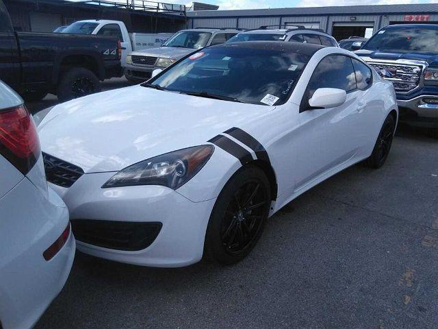 2012 Hyundai Genesis Coupe 2.0T for sale in Houston, TX