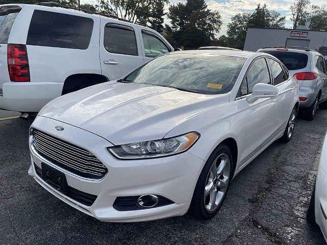 2016 Ford Fusion SE for sale in Wheaton, MD
