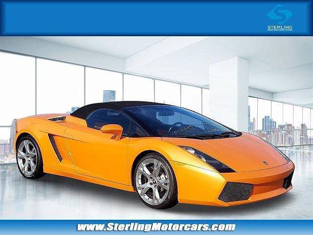 2007 Lamborghini Gallardo 2dr Conv for sale in Sterling, VA